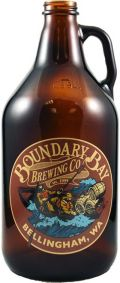 Boundary Bay Oatmeal Stout - Sweet Stout