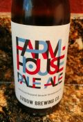 Oxbow Farmhouse Pale Ale - Saison