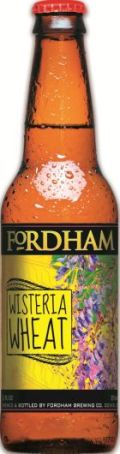 Fordham Wisteria Wheat - German Hefeweizen