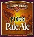 Oldenberg Pious Pale Ale - American Pale Ale