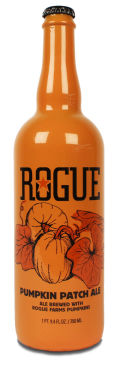 Rogue Farms Pumpkin Patch Ale - Spice/Herb/Vegetable
