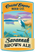 Coastal Empire Beer Co. Savannah Brown Ale - Brown Ale