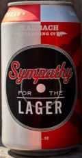 Karbach Sympathy for the Lager - Amber Lager/Vienna