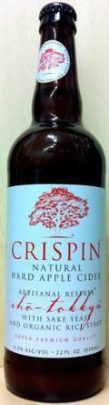 Crispin Artisanal Reserve Cho-tokkyu - Cider