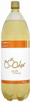 Sainsburys Basics Cider - Cider