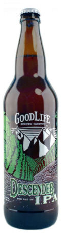 GoodLife Descender IPA - India Pale Ale &#40;IPA&#41;