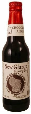 New Glarus Thumbprint Series Chocolate Abbey - Abbey Dubbel