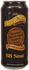 Bull Falls Bourbon Barrel Aged Oatmeal Stout  - Sweet Stout
