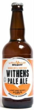 Little Valley Withens Pale Ale - Golden Ale/Blond Ale