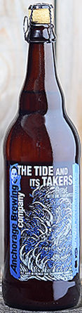 Anchorage The Tide and Its Takers Triple - Abbey Tripel