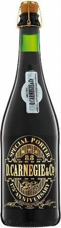 Carnegie Special 175th Anniversary Porter - Imperial/Strong Porter