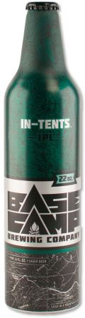 Base Camp In-Tents India Pale Lager - Strong Pale Lager/Imperial Pils