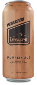 Upslope Pumpkin Ale - Spice/Herb/Vegetable