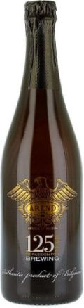 De Ryck Gouden Arend 125 years - Abbey Tripel