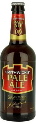 Smithwicks Pale Ale - Irish Ale