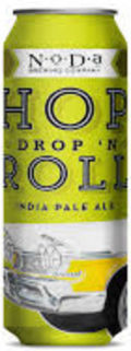 NoDa Hop, Drop n Roll IPA - India Pale Ale &#40;IPA&#41;