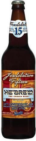 HeBrew Jewbelation Fifteen - American Strong Ale 