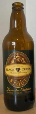 Black Creek Stout - Stout