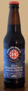 Highland Thunderstruck Coffee Porter - Porter