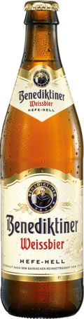Benediktiner Weissbier - German Hefeweizen