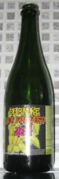 De Ranke Hop Harvest 2011 - Belgian Ale