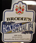 Brodies Hoxton Special IPA - India Pale Ale &#40;IPA&#41;
