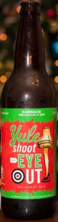 Karbach Yule Shoot Your Eye Out - Spice/Herb/Vegetable