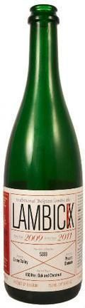 Lambickx &#40;Zenne Valley, Private Domain&#41; - Lambic - Gueuze