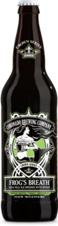 Coronado Frogs Breath IPA - India Pale Ale &#40;IPA&#41;