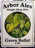 Arbor Single Hop IPA Green Bullet - India Pale Ale &#40;IPA&#41;
