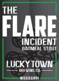 Lucky Town Flare Incident - Sweet Stout