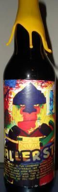 Three Floyds Baller Stout - Imperial Stout