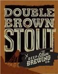 Deep Ellum Double Brown Stout - Baltic Porter