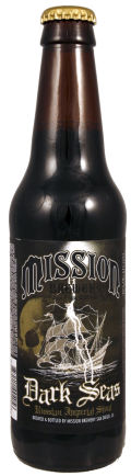 Mission Dark Seas Imperial Stout - Imperial Stout