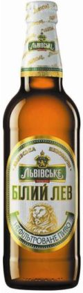 Lvivske Bilyi Lev - Belgian White &#40;Witbier&#41;