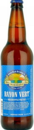 Green Flash Rayon Vert - Belgian Ale