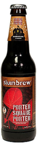 Slumbrew Porter Square Porter - Porter