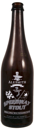 AleSmith Speedway Stout &#40;Vietnamese Coffee&#41; - Imperial Stout