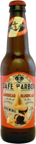 Safe Harbor American Blonde Ale - Golden Ale/Blond Ale