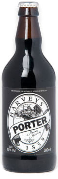 Harveys Porter /  Tom Paine Original Old Porter &#40;Bottle&#41; - Porter