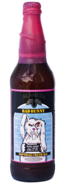 Alameda Bad Bunny Imperial Cream Ale - Cream Ale