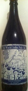 BrewDog Old World India Pale Ale - India Pale Ale &#40;IPA&#41;