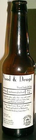 De Molen Nood & Deugd &#40;Necessity & Virtue&#41; - Schwarzbier