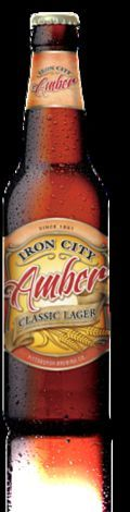 Iron City Amber Classic Lager - Amber Lager/Vienna