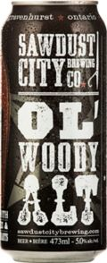 Sawdust City Ol Woody Alt - Altbier