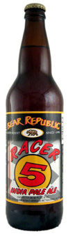 Bear Republic Racer 5 IPA - India Pale Ale &#40;IPA&#41;