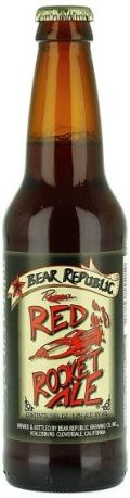 Bear Republic Red Rocket Ale - American Strong Ale 