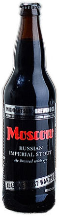 Midnight Sun 2011 World Tour: Moscow - Imperial Stout