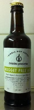 Stadin Single Hopped Nugget Pale Ale - American Pale Ale
