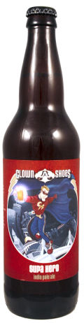 Clown Shoes Supa Hero - India Pale Ale &#40;IPA&#41;